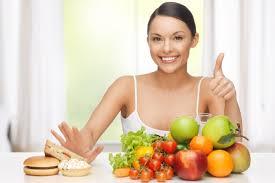 eating healthier foods
